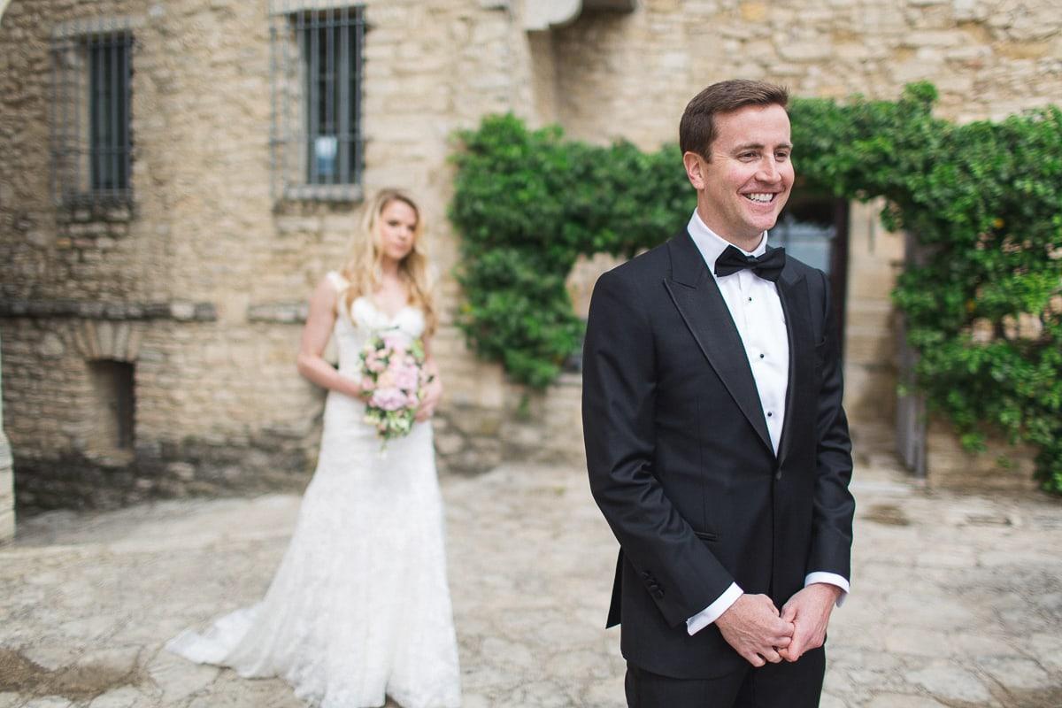 Gordes elopement wedding photographer Sylvain Bouzat