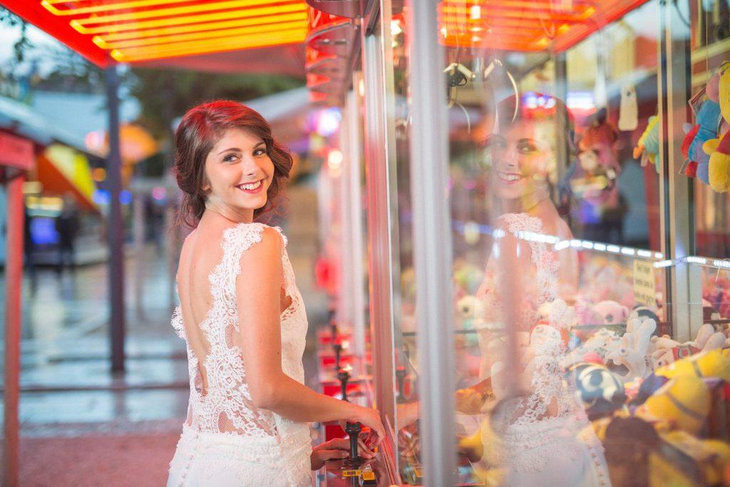 Collection robe de mariage editorial wedding dress shooting