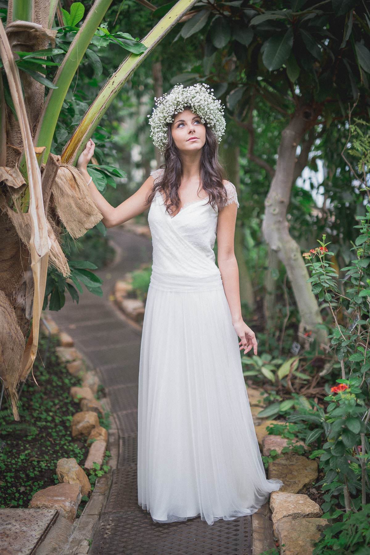 Photographe collection robes de mariage.