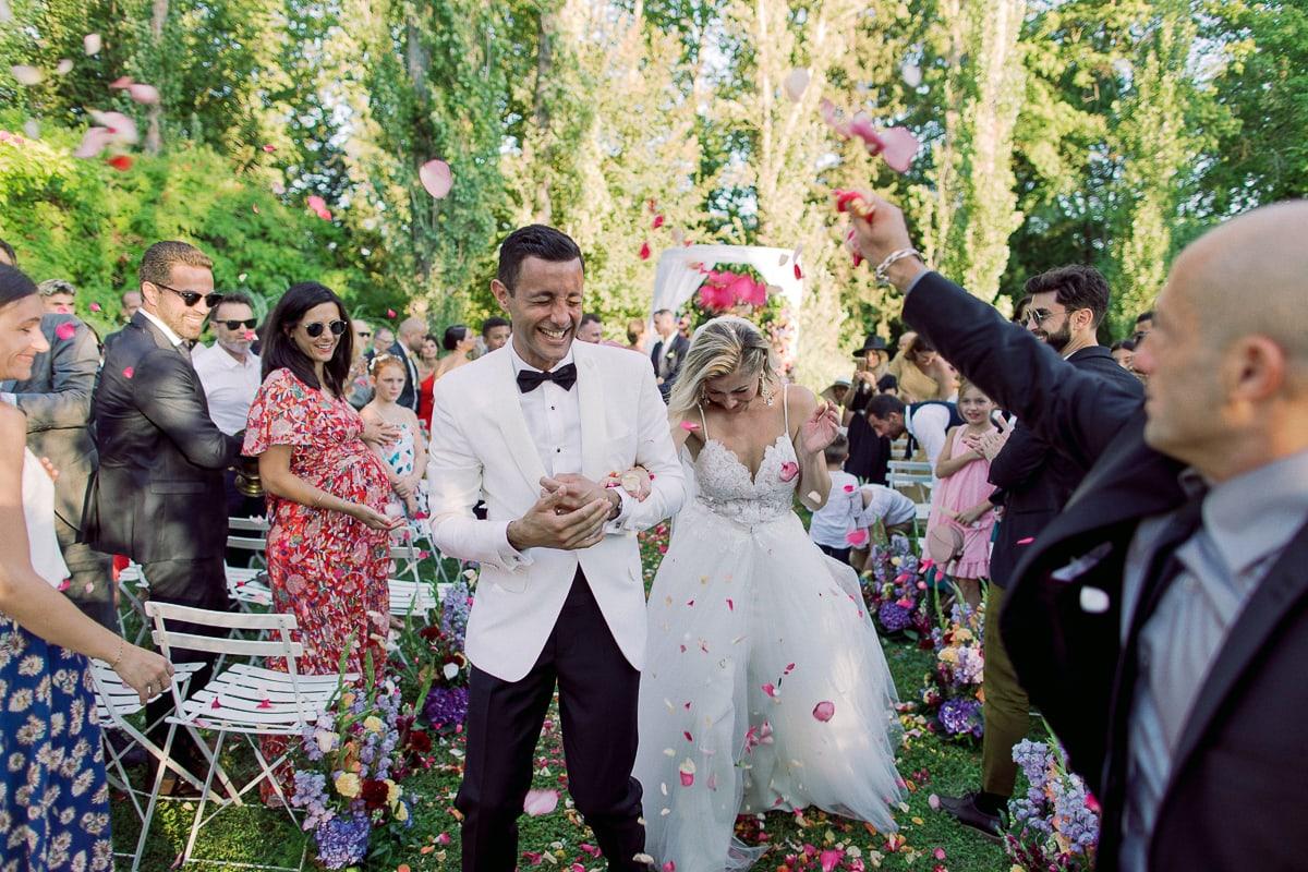 Mariage à Aix en Provence à la Bastide de Puget par le photographe Sylvain Bouzat.