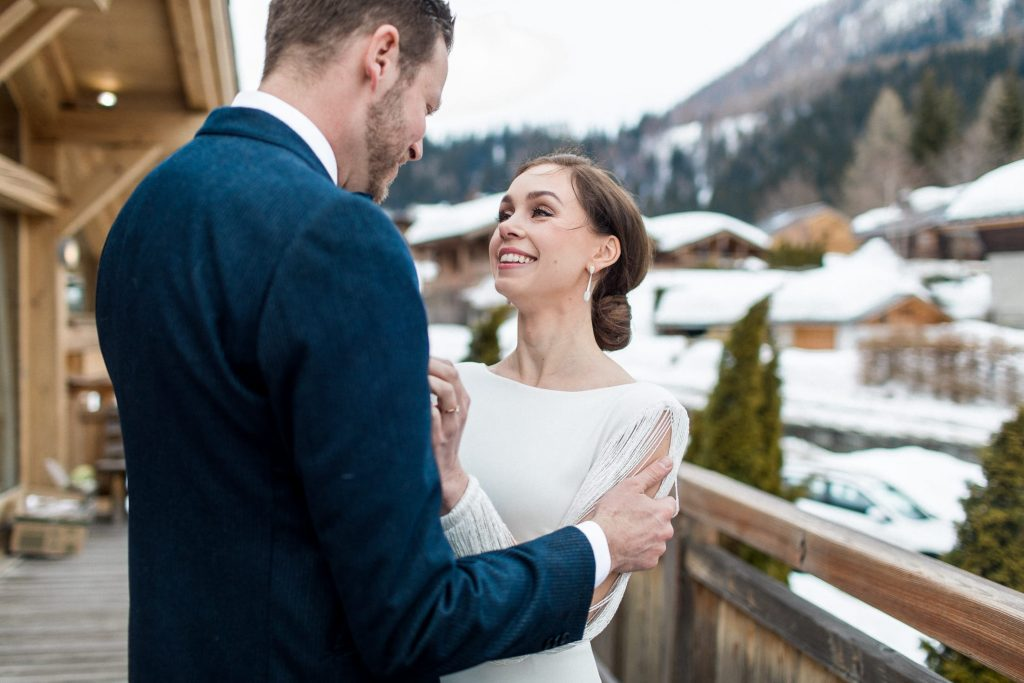 Photographe mariage Alpes Chamonix, Alps wedding photographer Sylvain Bouzat.