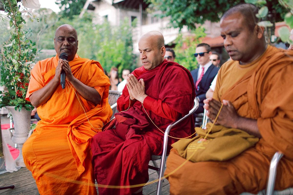 Buddhist Wedding Photographer in Annecy Sylvain Bouzat.