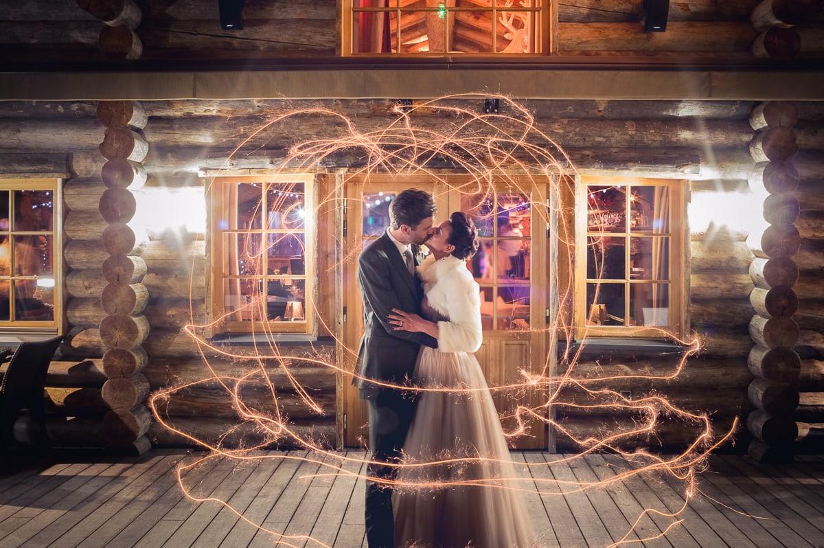Mariage Chamonix Mont Blanc par le photographe de mariage Sylvain Bouzat.