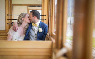 Mariage à Montenvers