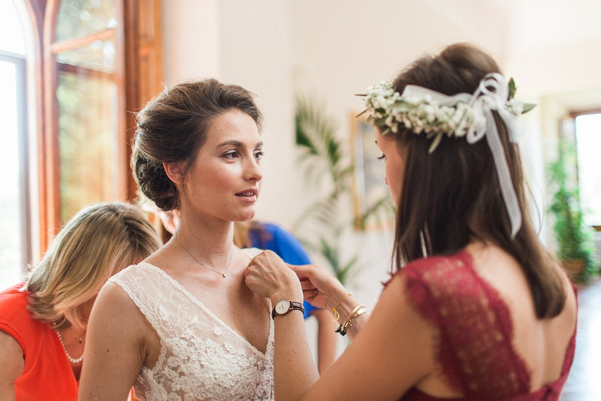 Wedding in Tuscany at Villa Castelletti in Florence by photographer Sylvain Bouzat.
