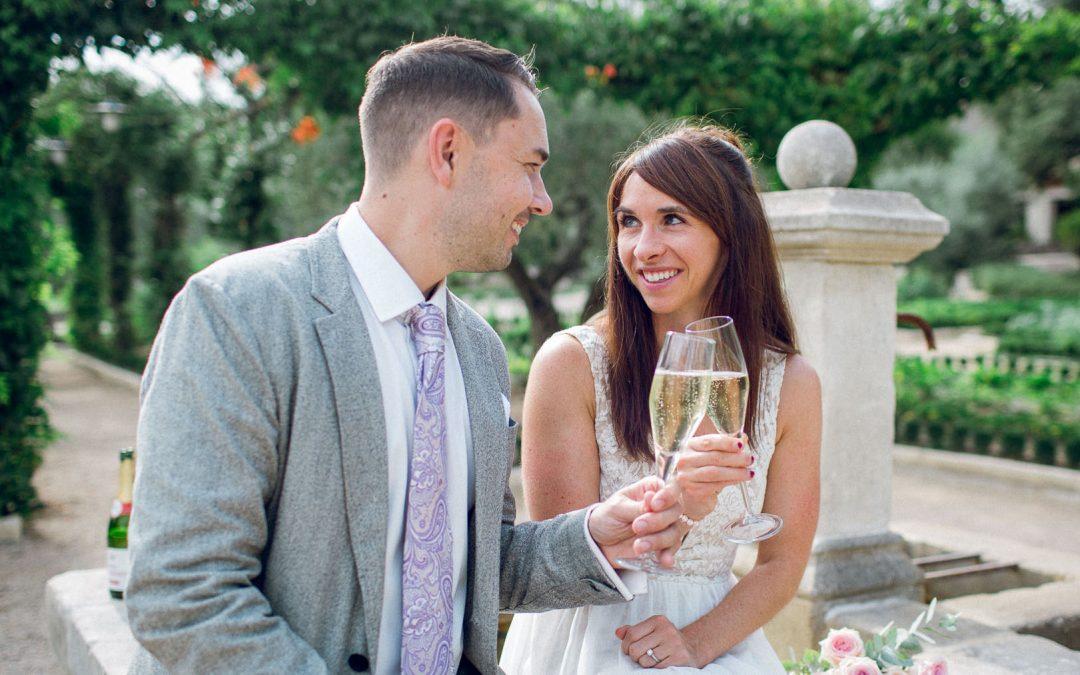 Mariage à deux en Provence