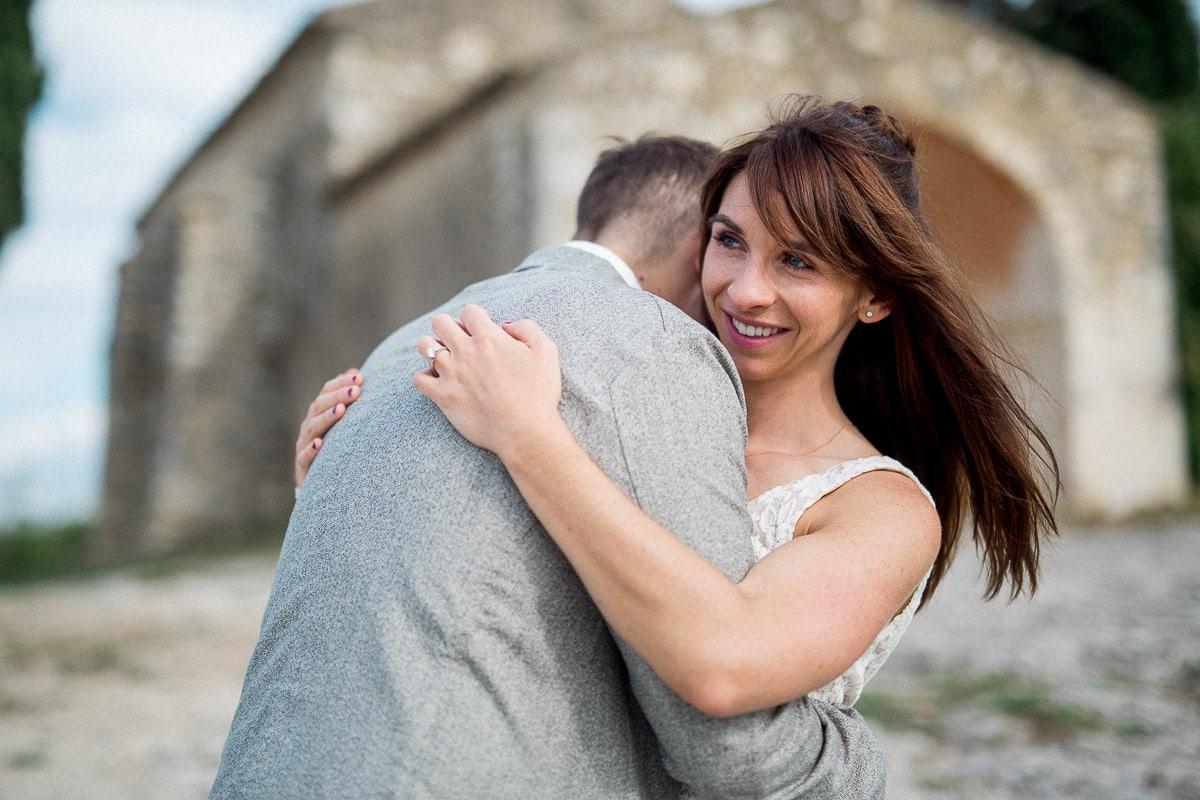 Mariage à deux en Provence au Mas de la Rose et à Saint Rémy avec le Photographe Sylvain Bouzat.