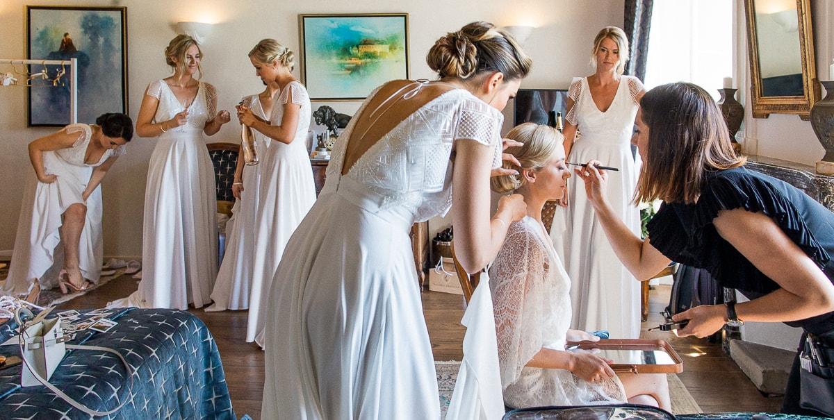 French wedding photographer Sylvain Bouzat.