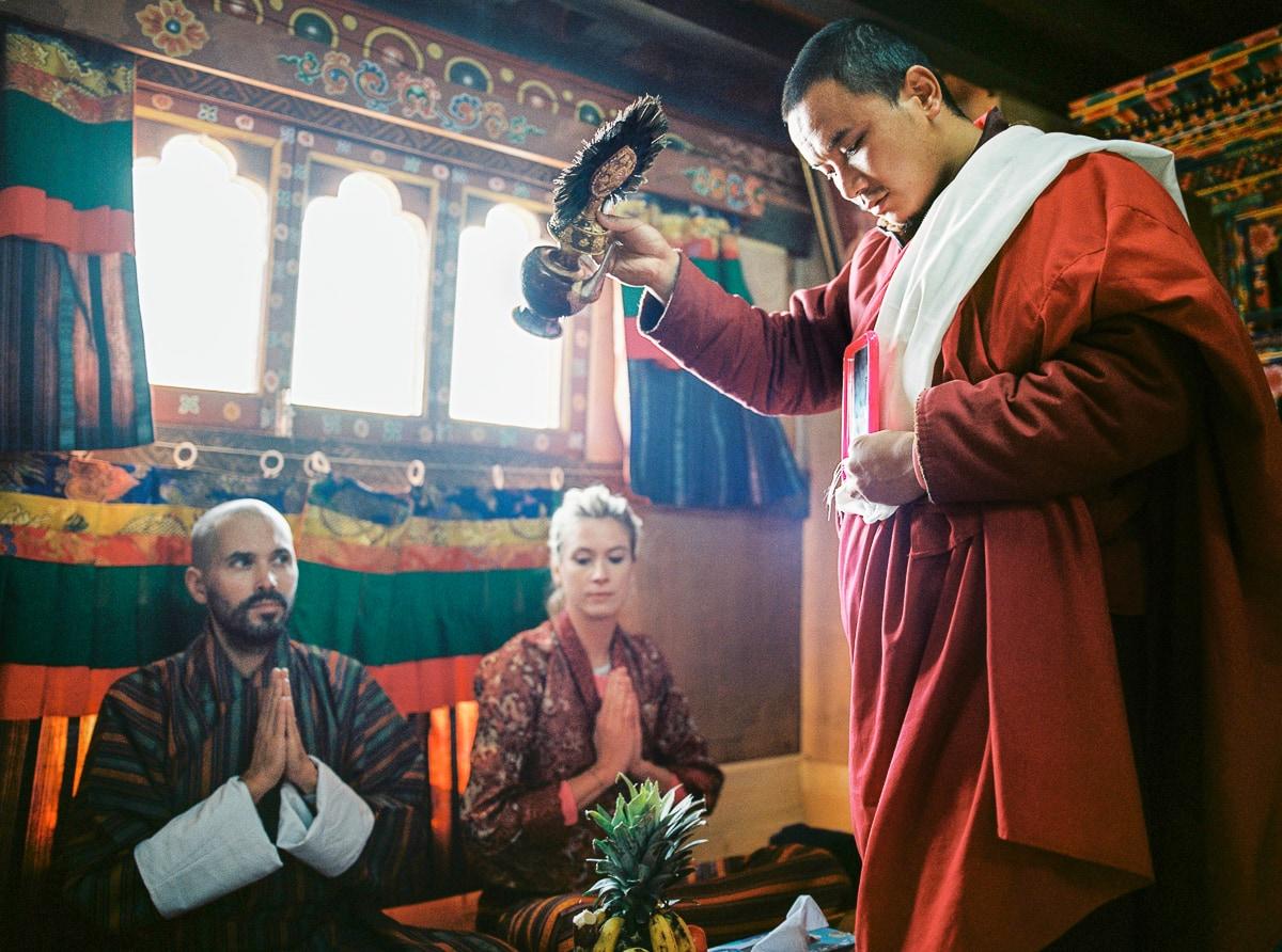 Wedding photographer abroad Sylvain Bouzat.