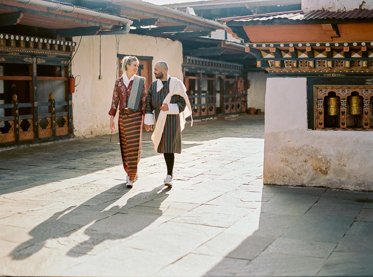 Mariage aventure dans l'himalaya avec Sylvain Bouzat.