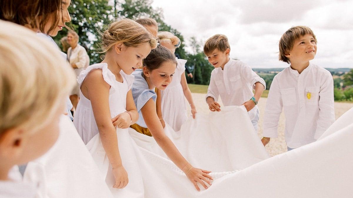 Chateau de Varennes Wedding Photographer Sylvain Bouzat.