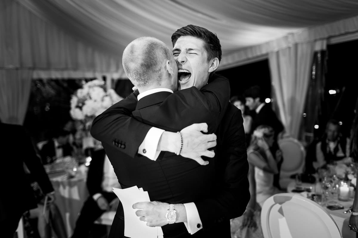 Lucerne wedding photographer Sylvain Bouzat.