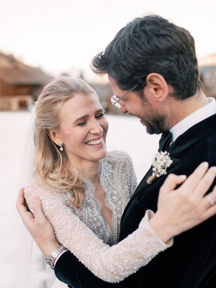 Mariage en Suisse à Zermatt.