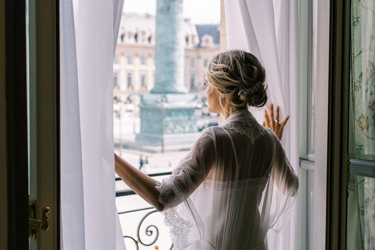 Mariage au Ritz Paris avec le photographe Sylvain Bouzat.