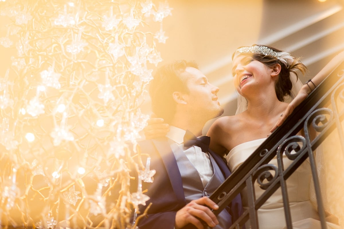 Se marier au Mas de la Rose en Provence.