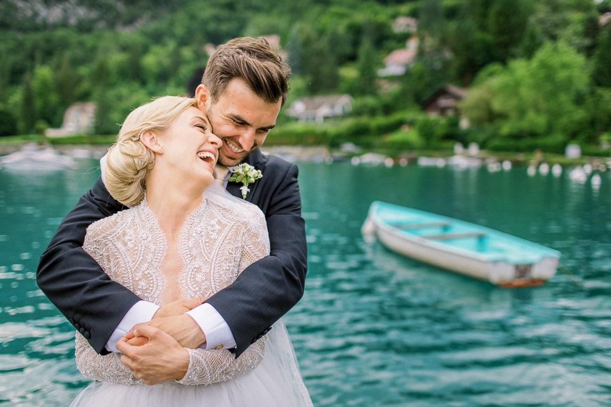 Lieux de réception photographe mariage Alpes.